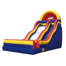 Unique design jumping castles inflatable slide with high quality