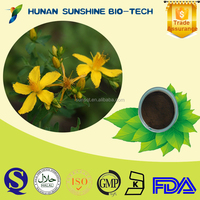 100% natural St.John's wort Extract anti depression