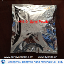 Nano Nickel Titanium Alloy Powder price