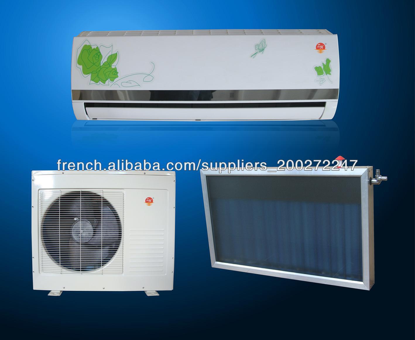 plaque plane climatiseur nergie solaire climatisation id de produit 500002049253. Black Bedroom Furniture Sets. Home Design Ideas