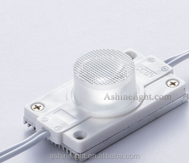 SYM3535-1SL battery operated waterproof led module in 3W for clothes and shoes promotion