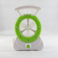 Universal remote control usb fan with led clock