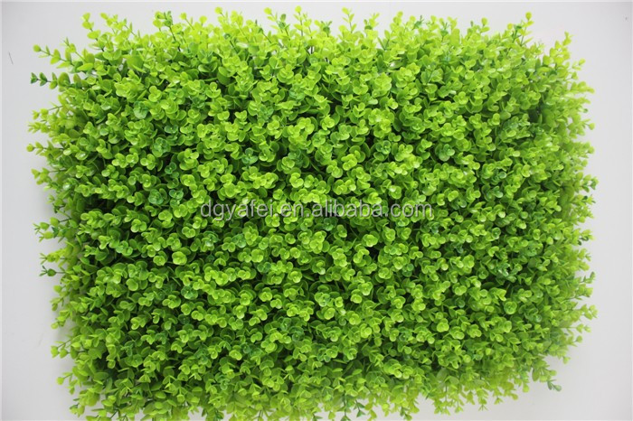flourishing artificial boxwood hedge large size artificial green wall