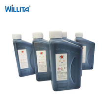 Willita Factory Inkjet Coding and Marking Permanent Ink for Plastic