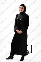 2013 Modesty New Design Abaya of Jeddah 5601