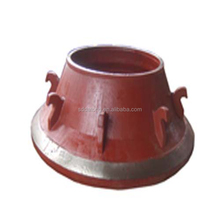 2016 Gold Mining Spring Rock Cone Crusher Parts for Sale