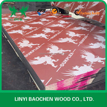 Pine/Birch Film Faced Plywood With Best Price and Good Guality In Linyi