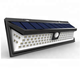 Outdoor solar motion sensor lamp,high-current solar lamp, garden patio lamp with solar LED strong light