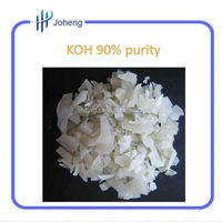 Soap making 90% mini purity KOH Potassium Hydroxide for sale
