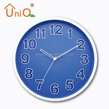Arched glass modern new design wall clock China