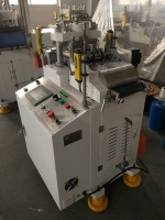 Semi auto die cutting machine and die cutting steel rule blade