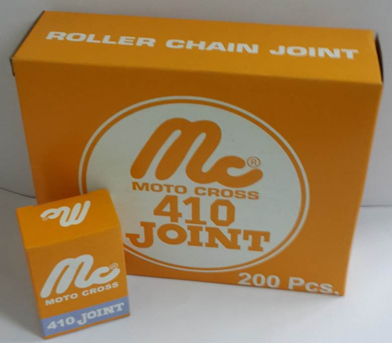 JOINT FOR BICYCLE ROLLER CHAIN