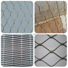High quality Stainless Steel Cable Netting/zoo Enclosure Wire Mesh