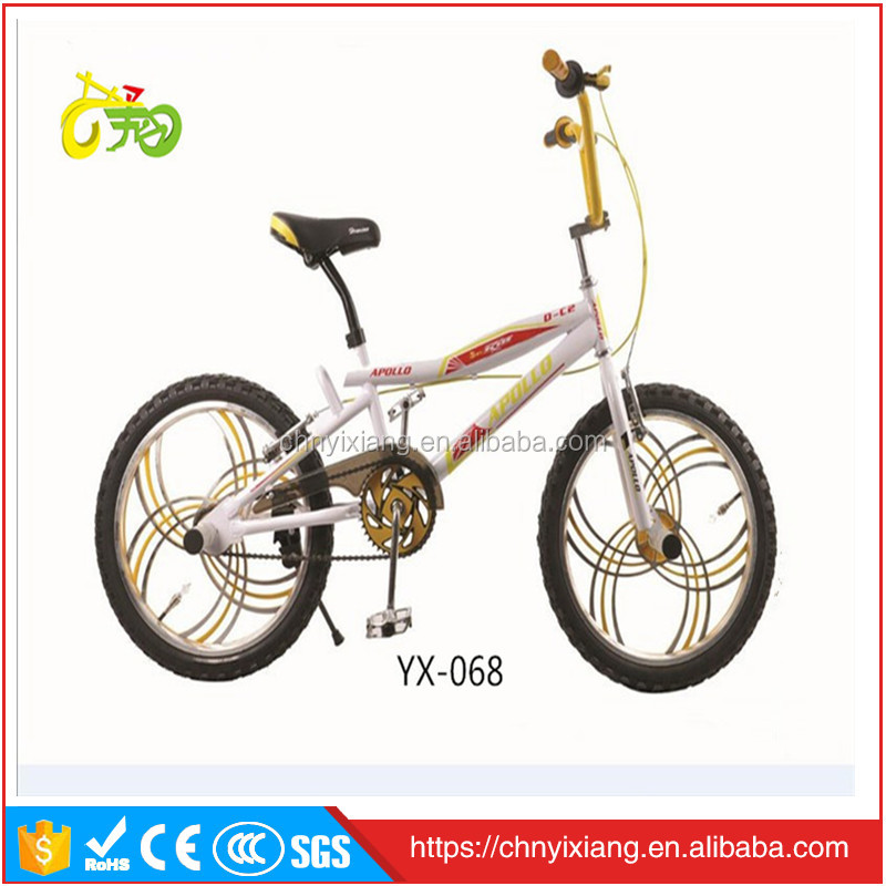 Free samples for customer/Freestyle kids bicycle 20 inch BMX bicycle Wholesale