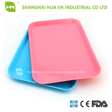 Autoclavable plastic dental tray