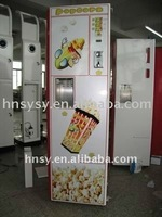 The 2011 newest model popcorn vending machine
