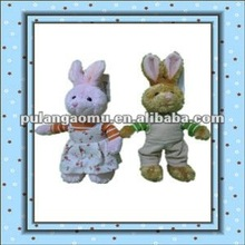 PLush Soft Cupple Rabbit Toy