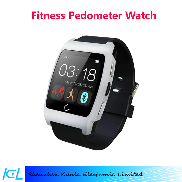 New UX U Watch Smartwatch for IOS & Android - with Heartrate Monitor