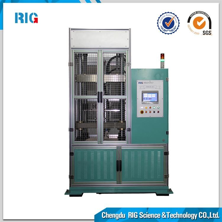 High Frequency Shock Absorber Suspension System Car Fatigue Tensile dynamic and static testing machine