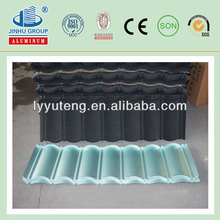 sand coated steel roofing tile for Costruction