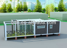 Shared Bathroom&toilet public facility 20ft container house shower room porta cabin