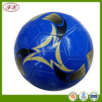 Size 5 machine stitched professional soccer ball importer