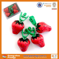 2015 New decorative tablecloth weight clip / strawberry shaped tablecloth weight clip