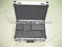 Aluminium Tool Case with Adjustable Dividers and Die Cut Foam