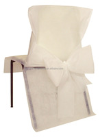 non-woven chair cover with simple style