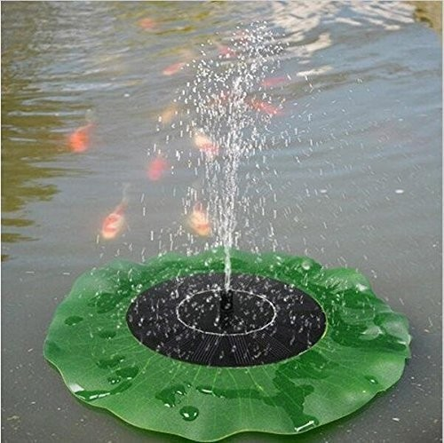 Energy Saving Water Jet Pool Solar Water Fountain And Garden Fountain With Eco Friendly Water Pumps