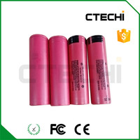 High Discharge 10 amps+ Advanced High Capacity Lithium Ion NCR18650GA 3500mah 3.6v battery