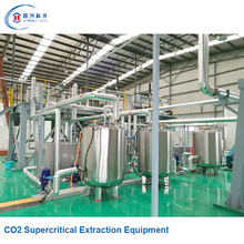 OEM orders acceptable herbal essential supercritical equipment schisandra extract