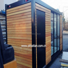 used office container housing unit module house design in nepal low cost wooden modular house india price for sale