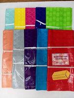 2016 Haniye 100% cotton figured cloth/Africa bazin Riche fabric