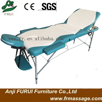 manual welding aluminum massage table strong facial bed massage bed sale best massage bed
