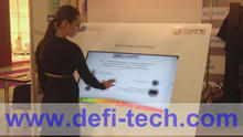 Infrared Multi Touch Screen(IR Touch Frame) from 6-40 point