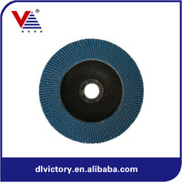 3M grit 60 zirconia abrasive flap disc zirconia oxide polishing disc for metal and stainless steel