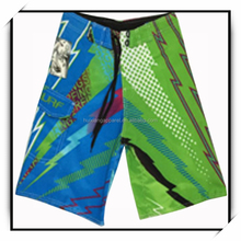 Latest microfiber mens cheap beach shorts