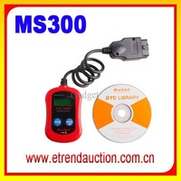 Universal Car Scanner MS300 Auto Scanner MS300 Code Reader Universal Diagnostic Scan Tool SUPPORT All OBD II And Can Protocols