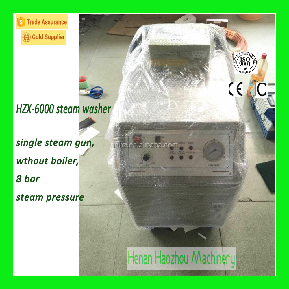 HZX-6000 Car Steamer/Pressure Washer Safe For Car