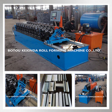 Lightweight steel frame making machine/galvanized metal roof truss roll forming machine