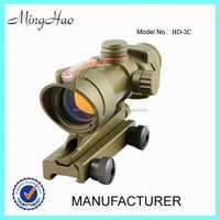 HD-2C, infrared laser sight 32mm rifle scope