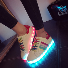 Super Deals New Fashion Led shoes made in korea