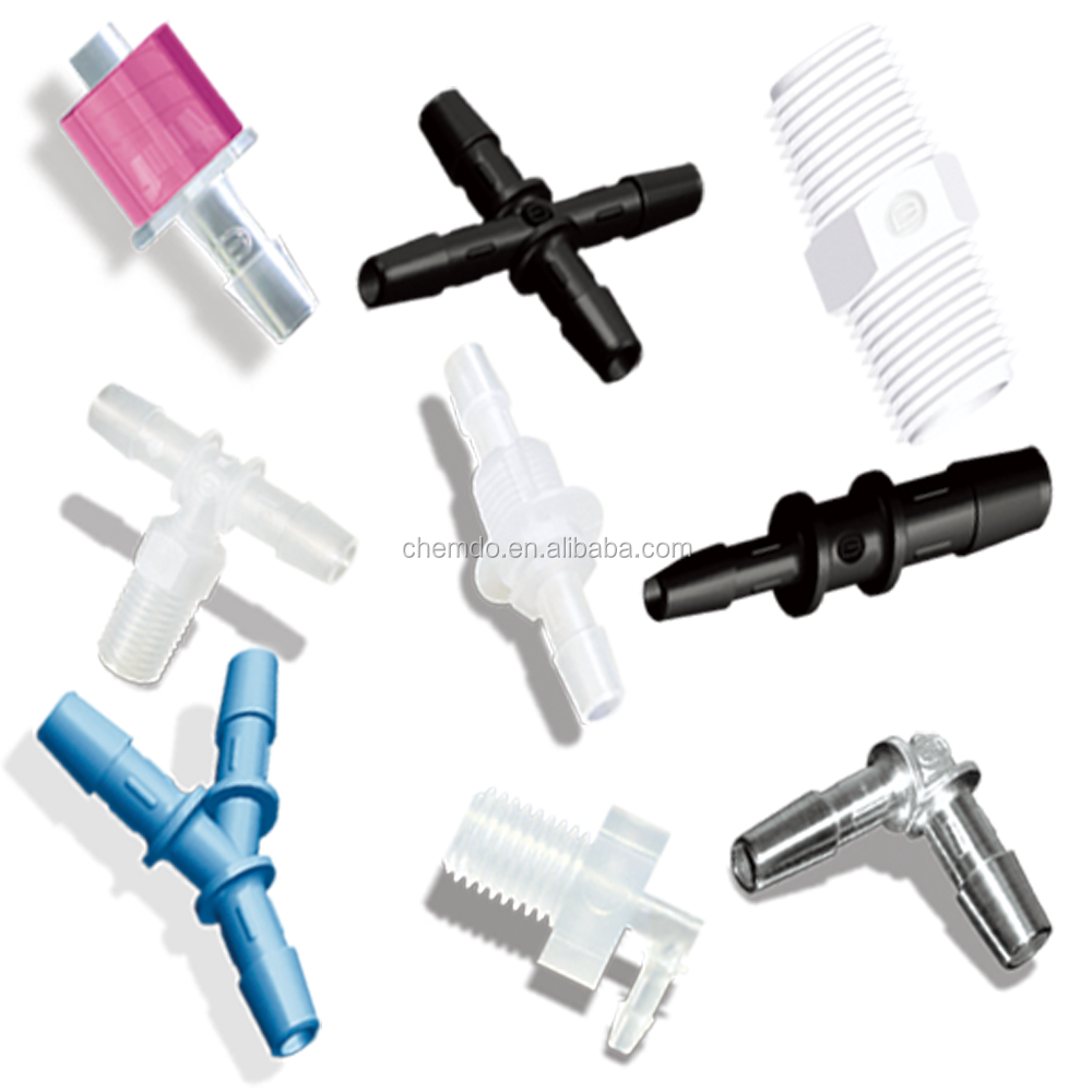 Plastic Barbed Fittings