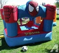Small used commercial bounce houses for sale