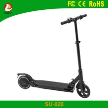 Factory direct price 2 wheel electric kick scooter long board foldable scooter