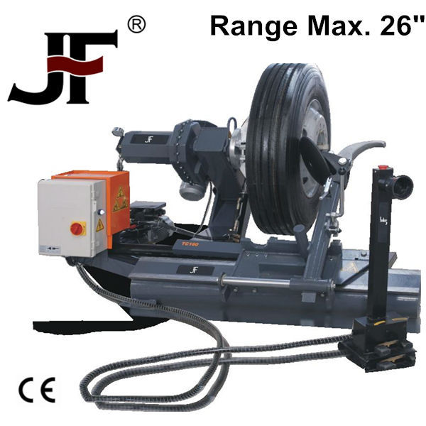 tyre changer for otr tyre for repair equipment