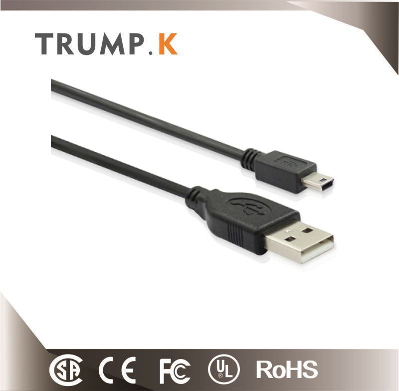 <strong>Usb</strong> 2.0 A Male Am To Right Angle <strong>Usb</strong> B Male Mini 5 Pin Extension <strong>USB</strong> Cable