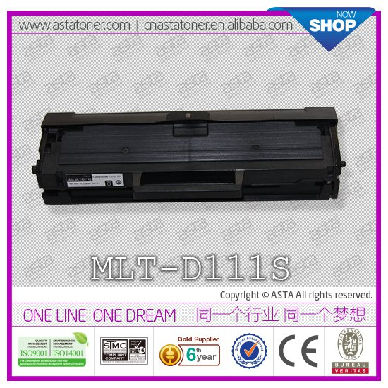 For Samsung MLT-D111S Printer Toner MLT-D111S Alibaba Hot Sale Toner Cartridge MLT-D111S