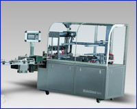 High Speed TMP 400E Fully Automatic Cosmetics/Tea/Pharmacy/Perfume Large Boxes Cellophane Overwrapping Machine